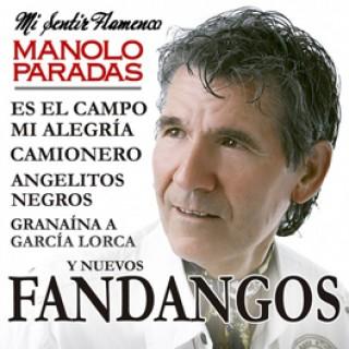 19465 Manolo Paradas - Mi sentir flamenco