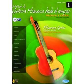 19471 David Leiva - Método de guitarra flamenca desde el compás