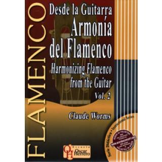 19477 Claude Worms - Desde la Guitarra… Armonía del flamenco 2