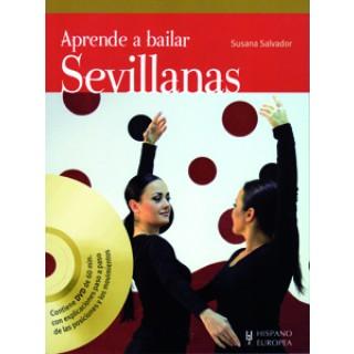 19535 Susana Salvador - Aprende a bailar Sevillanas