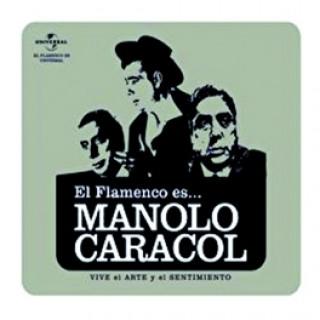 19579 Manolo Caracol El flamenco es....