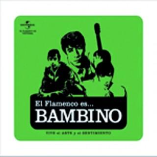 19586 Bambino - El flamenco es....