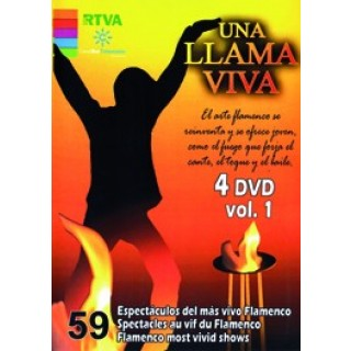 Una llama viva Vol. 1 (DVD)
