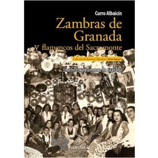 19903 Zambras de Granada y flamencos del Sacromonte. Una historia flamenca en Granada - Curro Albaicín