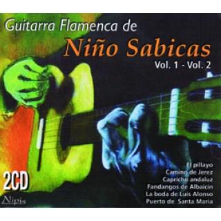 19979 Sabicas - Guitarra flamenca de Niño Sabicas Vol. 1 - Vol. 2