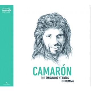 20005 Camarón de la Isla Por Tanguillos y Tientos / Rumbas