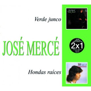 20010 José Merce Verde Junco - Hondas raices
