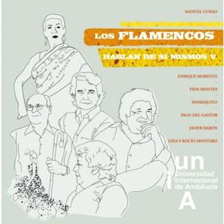 20037 Manuel Curao - Los flamencos hablan de si mismos V