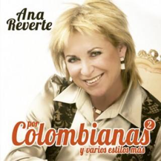 20094 Ana Reverte - Flamenco por colombianas y varios estilos más Vol 2