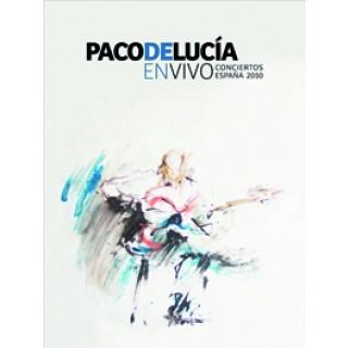 20229 Paco de Lucía - En vivo conciertos España 2010