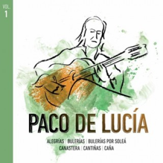 20476 Paco de Lucía - Por estilos Vol 1