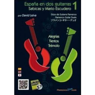 20522 David Leiva - España en dos Guitarras Sabicas y Mario Escudero 1