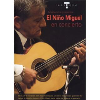 20581 El Niño Miguel - En concierto
