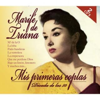 20676 Marife de Triana - Mis primeras coplas, década de los 50
