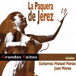 20980 La Paquera de Jeréz - Grandes éxitos