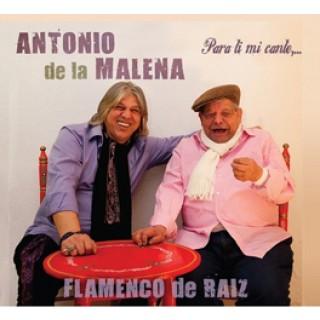 22007 Antonio Malena - Para ti mi cante