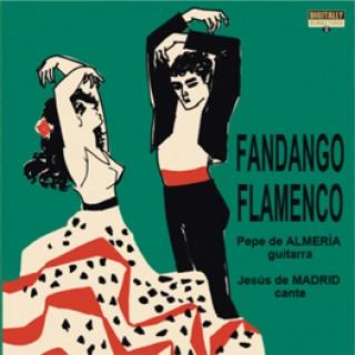22228 Pepe de Almería & Jesus de Madrid - Fandango flamenco