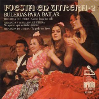 22313 Fiesta en Utrera 2 - Bulerías para bailar