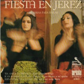 22316 Fiesta en Jerez - Bulerías para bailar