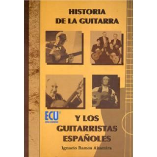 22373 Ignacio Ramos Altamira - Historía de la guitarra y los guitarristas españoles