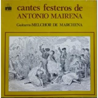 22469 Antonio Mairena - Cantes festeros de Antonio Mairena