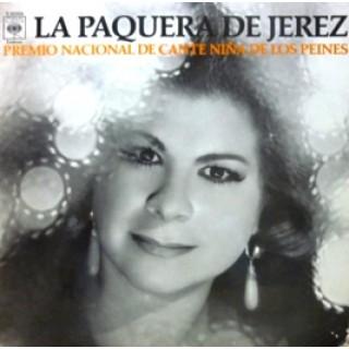 22494 La Paquera de Jerez - Premio Nacional de cante