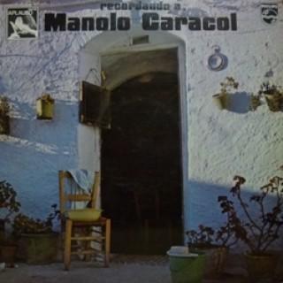 22818 Manolo Caracol - Recordando a Manolo Caracol