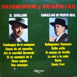 23071 El Sevillano y Canalejas de Puerto Real - Fandangos y bulerías