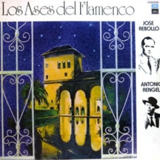 23125 José Rebollo y Antonio Rengel - Los ases del flamenco