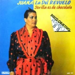 23181 Juana la del Revuelo - Sevilla es de chocolate