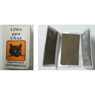 23416 Lima para uñas - Gato Negro