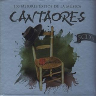 23477 Cantaores - 100 mejores éxitos de la música