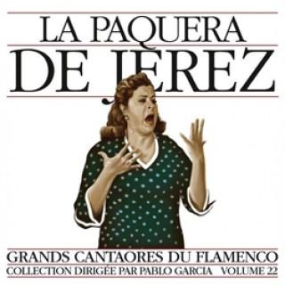 23490 La Paquera de Jerez - Grands Cantaores du Flamenco Vol 22
