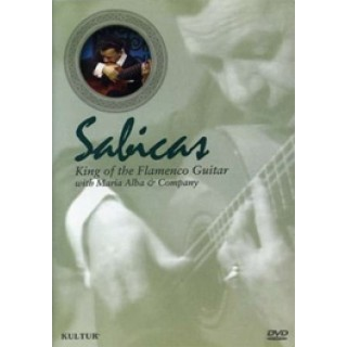 23581 Sabicas - King of the flamenco guitar