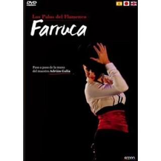 23591 Adrian Galia - Los palos del flamenco Farruca