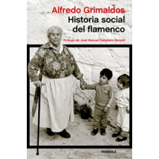 23710 Alfredo Grimaldos Feito - Historia social del flamenco