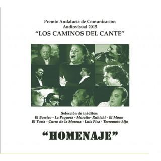 24146 Los Caminos del Cante - Homenaje