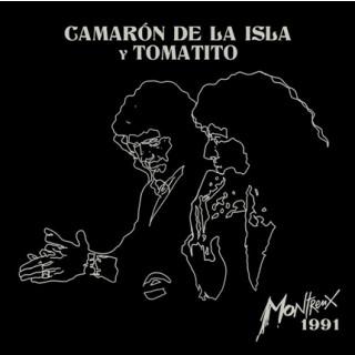25780 Camarón de la Isla y Tomatito - Montreux 1991