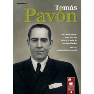 27476 Tomás Pavón - Colección Carlos Martín Ballester Vol 3