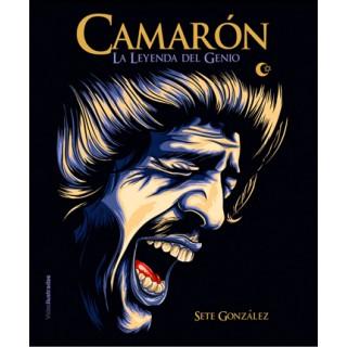 28016 Camarón la leyenda del genio - Sete González