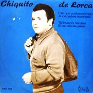 23459 Chiquito de Lorca - Dile que vuelva conmigo