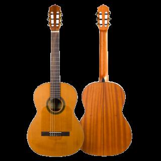 Guitarra Clásica Martínez MCG-35C Sapele Satin