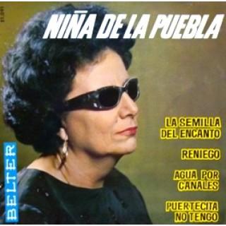 23513 Niña de la Puebla - La semilla del encanto