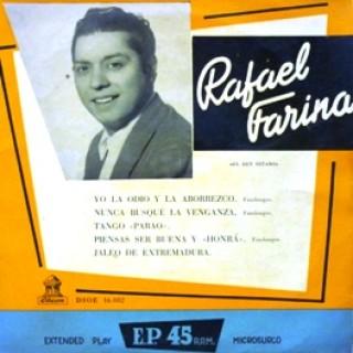 23406 Rafael Farina - Yo la odio y la aborrezco
