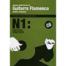 10282 Manuel Granados Manual didáctico de la guitarra flamenca Vol 1