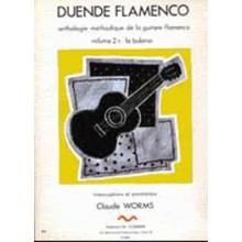 10319 Claude Worms - Duende flamenco. Antología metódica de la guitarra flamenca. Tangos, Tientos & Farruca. Vol 4C