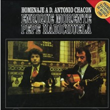 10839 Enrique Morente - Homenaje a Don Antonio Chacon