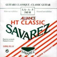 14149 Cuerda Savarez Clásica 5a Alliance Roja 545R