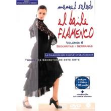 14448 Manuel Salado - El baile flamenco Vol 6 Seguiriyas, Serranas