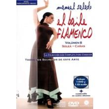 14450 Manuel Salado El baile flamenco Vol 8 Soleá - Cañas